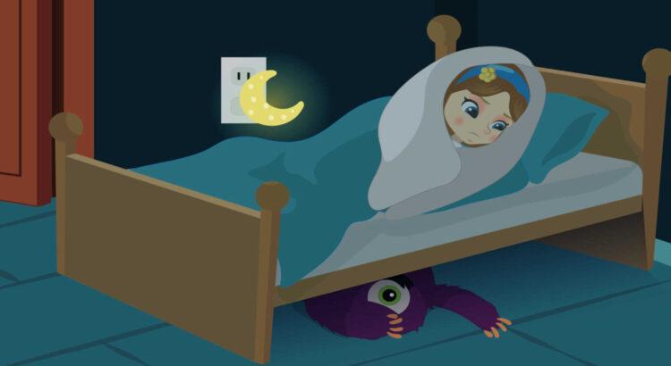 Das Monster unter dem Bett