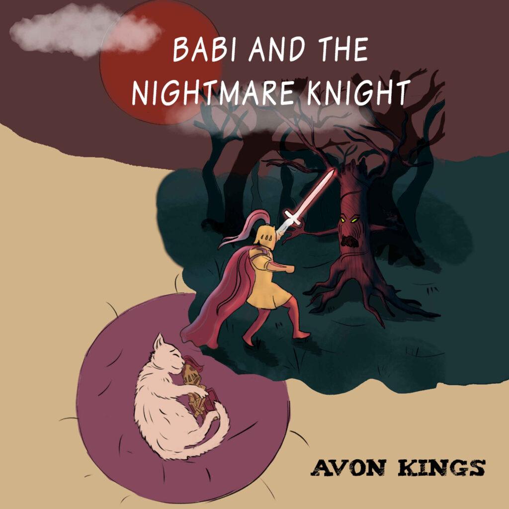 Babi and the Nightmare Knight Audiobook